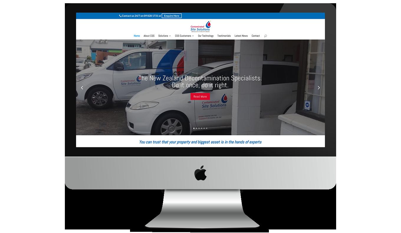 Inner Health Desktop Website