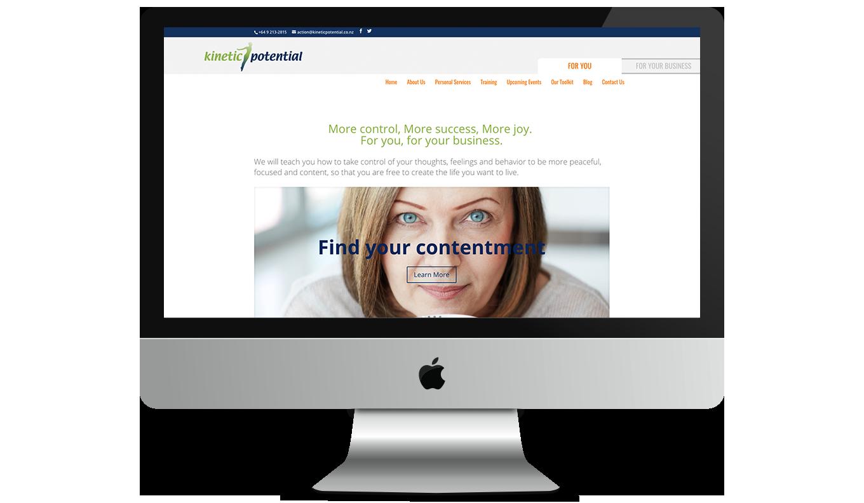 Wong Doo Health Clinic Desktop Website