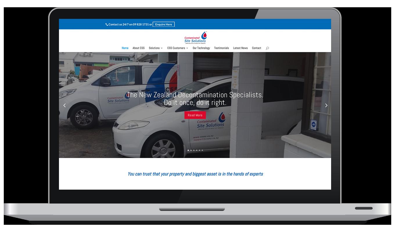 Inner Health Laptop Website
